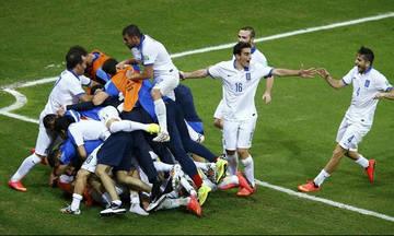 Στους «16» του Μουντιάλ η Εθνική Ελλάδος