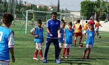 Στην Κύπρο η Ακαδημία του Ολυμπιακού