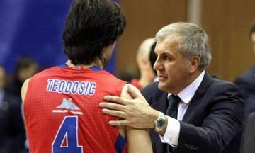 Ο Ομπράντοβιτς θέλει τον Τεόντοσιτς στην Φενέρμπαχτσε!