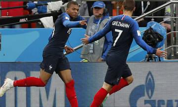 Γαλλία- Περού 1-0: Εμπαπέ-ρασαν οι τρικολόρ