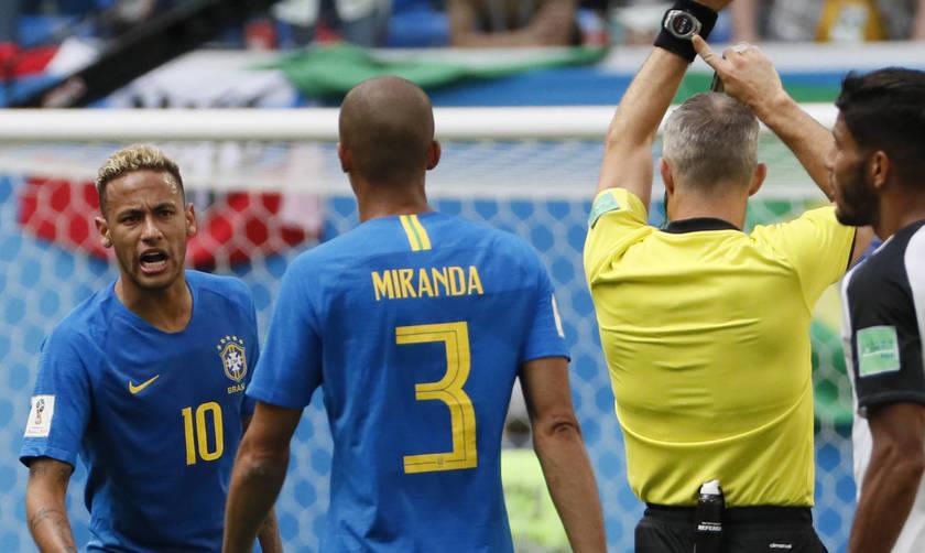 Βραζιλία - Κόστα Ρίκα 2-0: Χαμογέλασε στις καθυστερήσεις