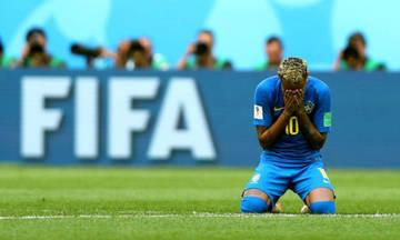 Ο Νεϊμάρ ξεσπά σε κλάματα (vid)