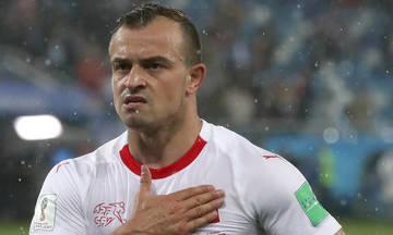 Σερβία-Ελβετία 1-2: Τους «πάτησαν» στο β' μέρος