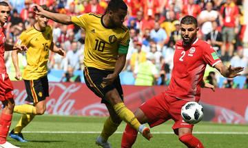 Δεύτερο γκολ ο Αζάρ στην Τυνησία (vid)
