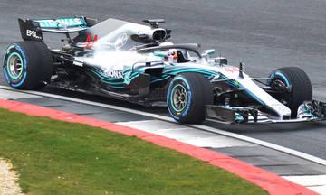 Ο Χάμιλτον κατέκτησε την pole position στην Γαλλία