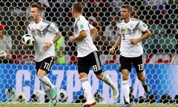 Το γερμανικό 1-1 με τον Ρόις (vid)
