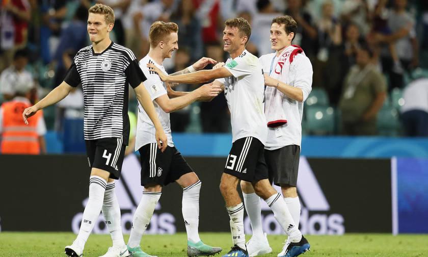 Έσπασε την «κατάρα» η Γερμανία
