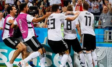 Τη Γερμανία μη την κλαις…