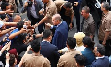 Προβάδισμα του Ερντογάν με 59,3%