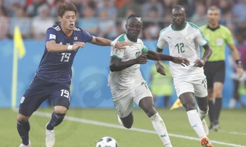 Ιαπωνία-Σενεγάλη 2-2: Χόντα 4«Χ»4