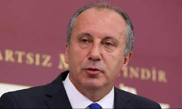 Καταγγελία αντιπάλου Ερντογάν: Έχει καταμετρηθεί μόνο το 37%!