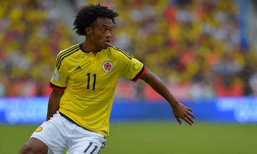 To 2ο και το 3ο γκολ της Κολομβίας (vids)