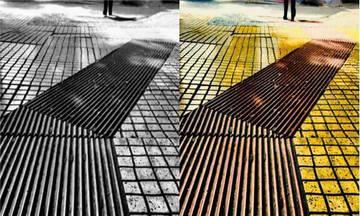 Blind Date στην Πλατεία Αλεξάνδρας στον Πειραιά