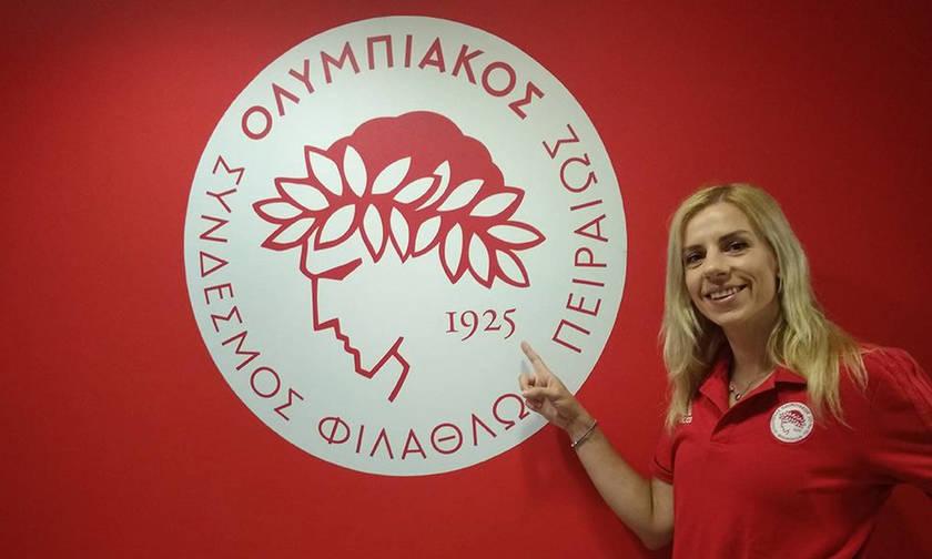 Επίσημο: Ανανέωσε η Σταμάτη με Ολυμπιακό