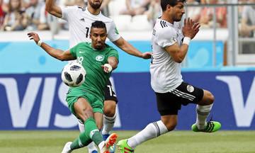 Γκολ με το δεύτερο πέναλτι η Σαουδική Αραβία (vid)