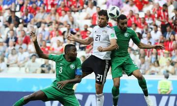 Σ. Αραβία-Αίγυπτος 2-1: Με ανατροπή στο 94'