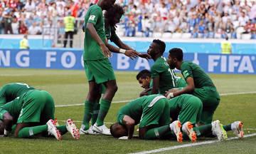 Σαουδική Αραβία-Αίγυπτος: Τα highlights του αγώνα (vid)