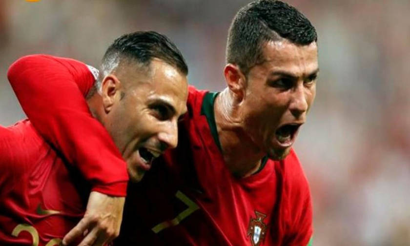 Ιράν-Πορτογαλία 1-1: Ο Καρίμ λαχτάρησε τον Σάντος