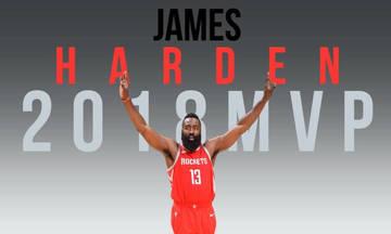 NBA: MVP της σεζόν ο Χάρντεν! (pic)