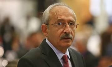 Κιλιτσντάρογλου: «Γιατί να συγχαρώ τον δικτάτορα Ερντογάν;»