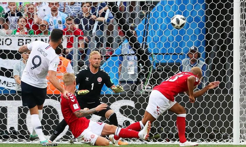 Δανία-Γαλλία 0-0: Δίχως άγ«Χ»ος