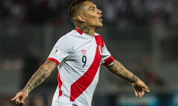 Ο Γκερέρο το 2-0 του Περού (vid)