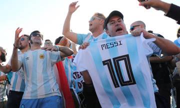 Νιγηρία-Αργεντινή: Με Μέσι, Ιγκουαΐν και Ντι Μαρία