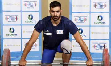 Ο Ιακωβίδης κατέκτησε το χρυσό στους Μεσογειακούς Αγώνες