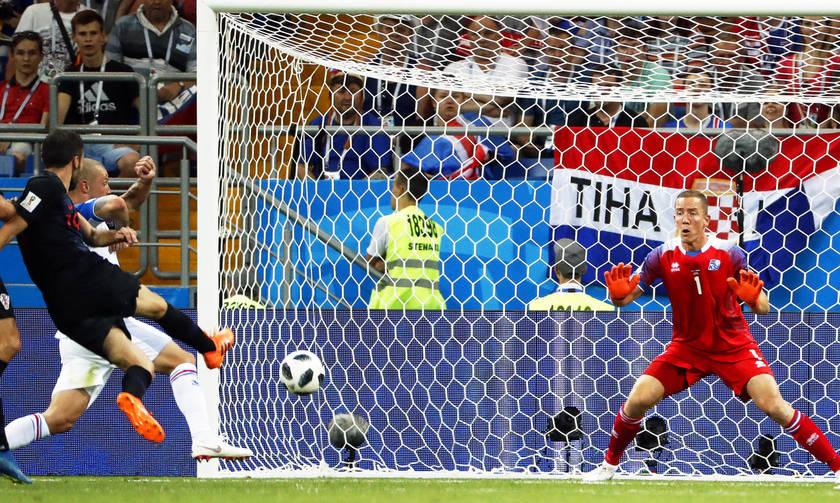 Ισλανδία-Κροατία 1-2: Φουσκωμένες ρεζέρβες