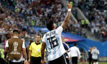 Ευτυχώς (για την Αργεντινή) που υπάρχει η Νιγηρία!