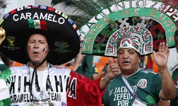 Μεξικό- Σουηδία: Με Μπεργκ στην κορυφή