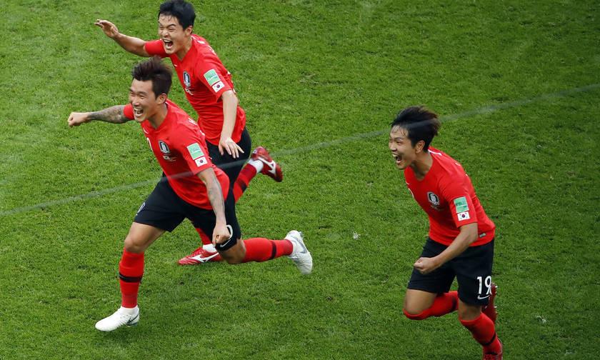 Ν. Κορέα- Γερμανία 2-0: Πύραυλοι Κιμ-Σον