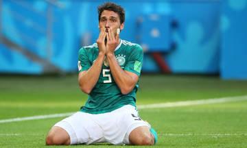 Συγγνώμη για τον αποκλεισμό ζήτησε η Ποδοσφαιρική Ομοσπονδία της Γερμανίας