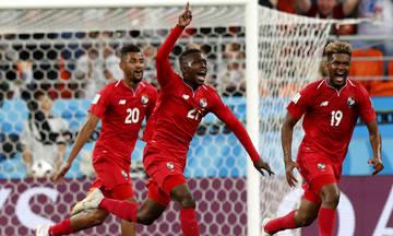 Το γκολ του Παναμά και η ισοφάριση της Τυνησίας (vid)