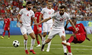 Παναμάς-Τυνησία 1-2: Νίκη με ανατροπή