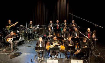 H Big Band γιορτάζει τα 20α της γενέθλιά στην Τεχνόπολη