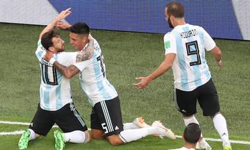Το poll «έβγαλε» Αργεντινή!