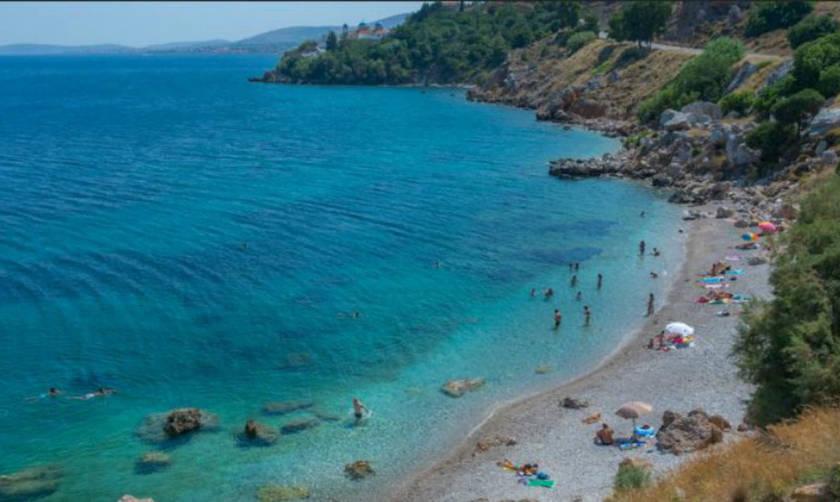 ΟΙ ΘΑΛΑΣΣΕΣ ΠΟΥ ΑΓΑΠΗΣΑΜΕ: Το Μερσινίδι στη Χίο