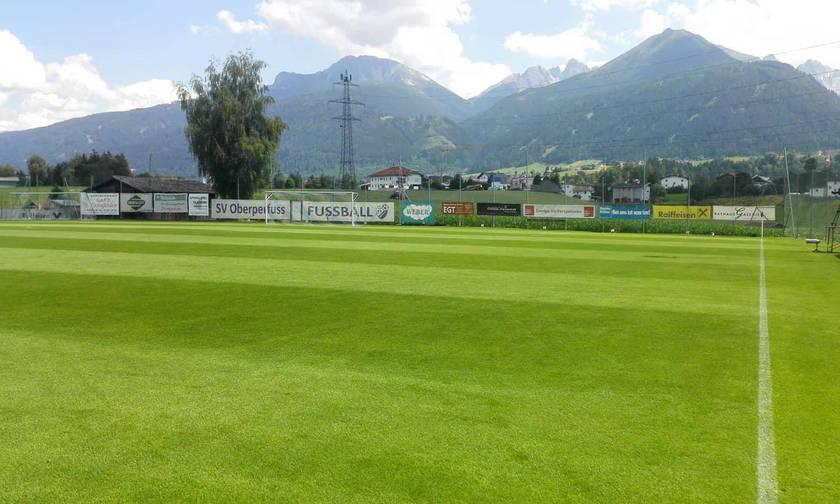 Σε αυτό το γήπεδο θα παίξει ο Ολυμπιακός με τη Βάτενς (pic+vid)