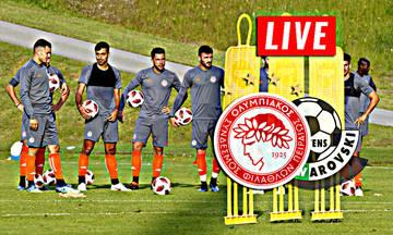 LIVE: Ολυμπιακός - Βάτενς