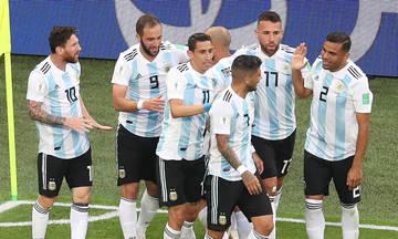 Η γκολάρα του Ντι Μαρία για το 1-1 της Αργεντινής