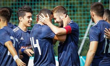 Το απίστευτο γκολ του Φορτούνη για το 1-0 του Ολυμπιακού