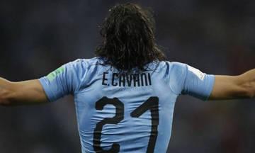 Η κεφαλιά-κανονιά του Καβάνι για το 1-0 (vid)