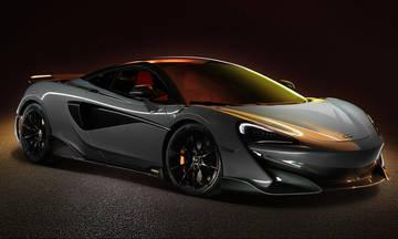 Νέα McLaren 600LT