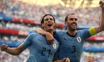 Ουρουγουάη-Πορτογαλία 2-1: Κωδικός «Καβάνι»!