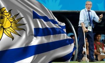 Γιατί ο «μαέστρος» της Ουρουγουάης περπατά με μπαστούνι