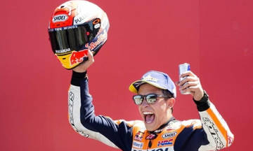 Ο Μάρκεθ νικητής και στο ολλανδικό motoGP (vid)