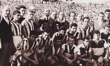 Ρεκόρ στην ιστορία του Κυπέλλου Ελλάδος πραγματοποιεί ο Ολυμπιακός