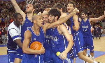 Χρυσό για την Ιταλία στο Eurobasket της Γαλλίας