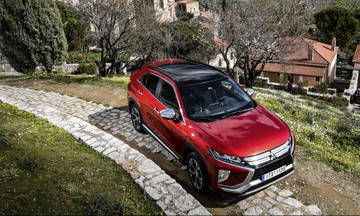 Νέες μειωμένες τιμές για το Mitsubishi Eclipse Cross